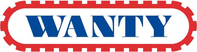 0 wanty logo